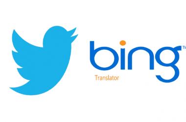 Twitter официально запустил Bing переводчик